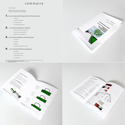 Cahier recommandations architecturales